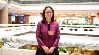 浙江金融职业学院院长郑亚莉:应把职业教育摆在更加突出的位置