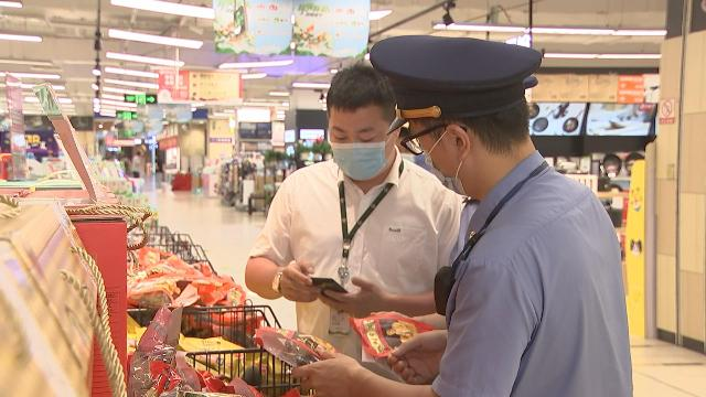 端午临近丨市场监管部门开展节令食品专项检查 合格率99.6%