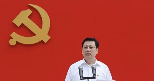 袁家军在嘉兴参加新党员集中宣誓、讲授党史学习教育专题党课
