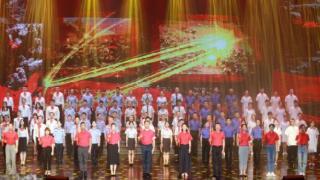 鄞州打造别样红色文艺党课 庆祝中国共产党成立100周年