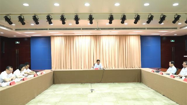 裘东耀主持召开市政府党组(扩大)会议 学习贯彻习近平总书记在庆祝中国共产党成立100周年大会上重要讲话精神