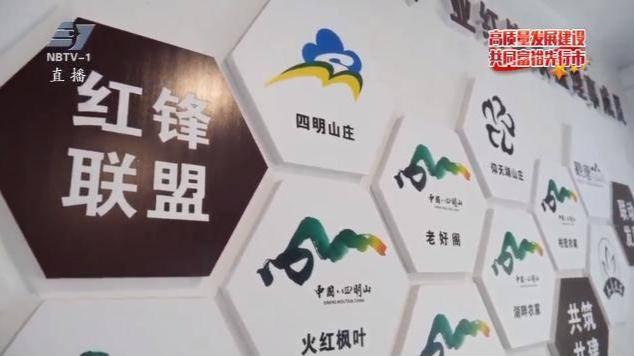 """余姚四明山镇:发展""""美丽经济""""拓展共富之路"""