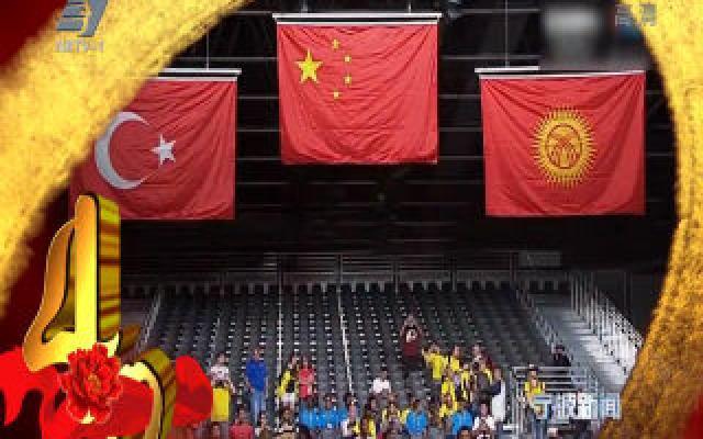 宁波改革开放40年印迹·人物:石智勇 69公斤级举重冠军