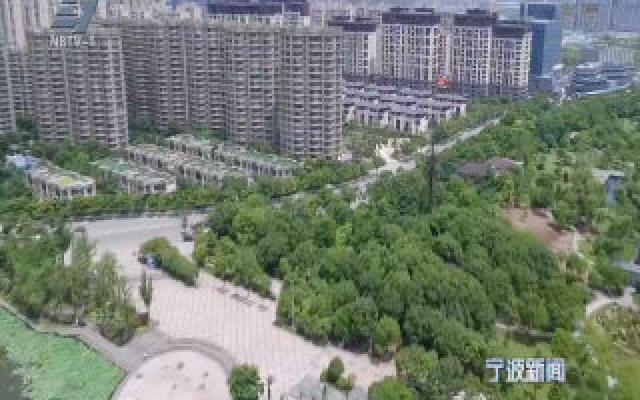 (改革开放四十年)江北区:推动现代化滨水品质城区建设