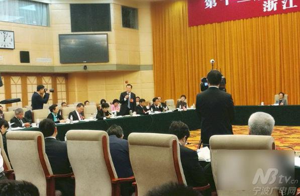 裘东耀:全力推动宁波舟山港成为国际一流现代化枢纽港