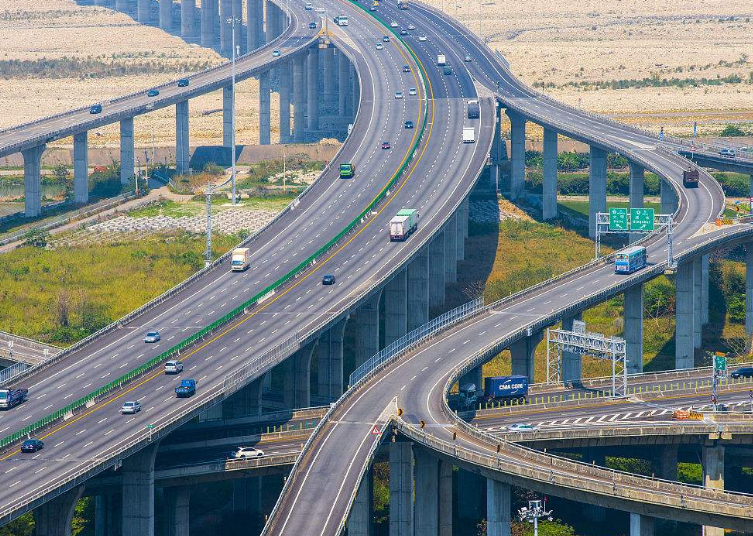 宁波市交通工程再掀建设新高潮