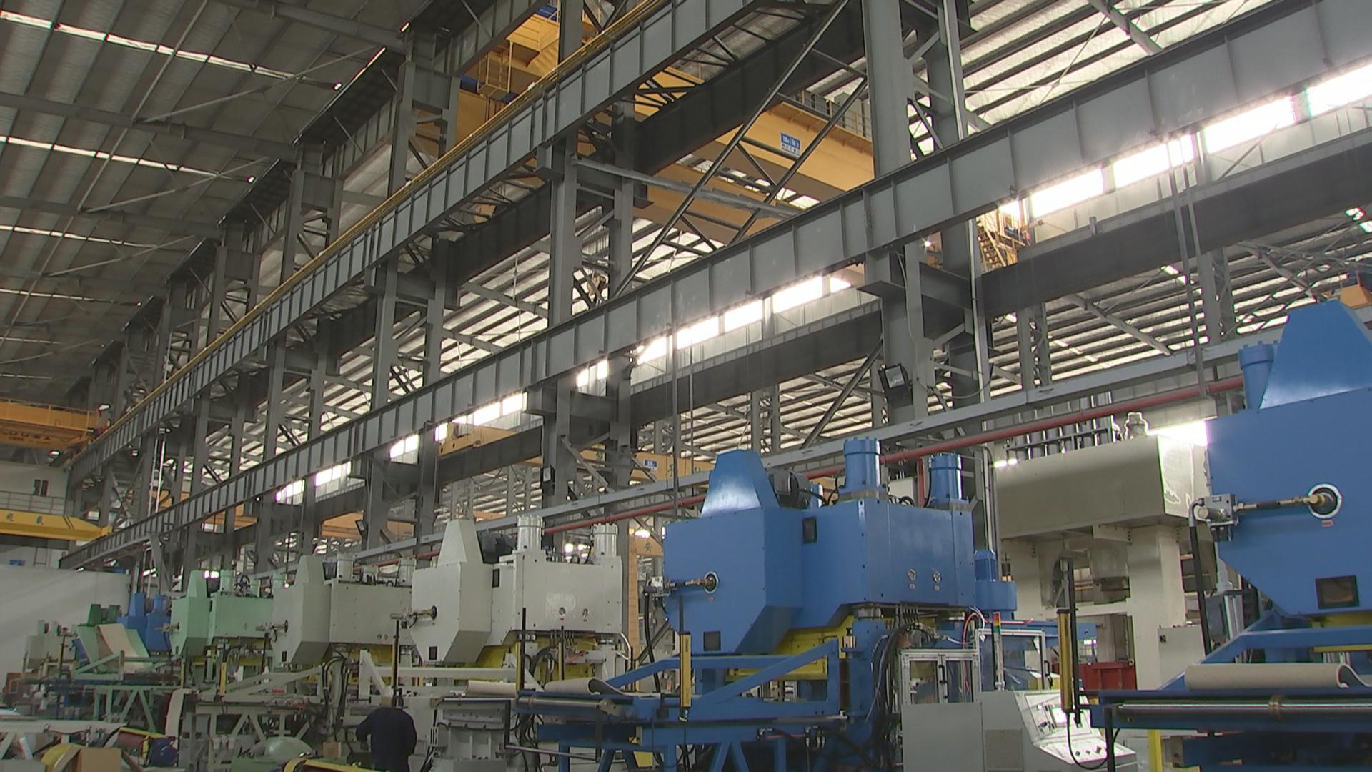 六争攻坚 三年攀高丨创新投入逐年攀升 助推江北工业高质量发展