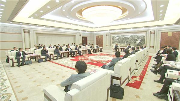 郑栅洁会见刘永好一行:让宁波成为四川企业走向世界的枢纽