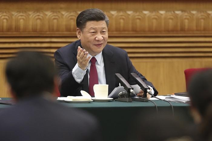 @所有党员干部,习近平总书记两会讲话提了五个新要求