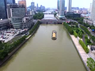 【航拍】重要城市地标——琴桥