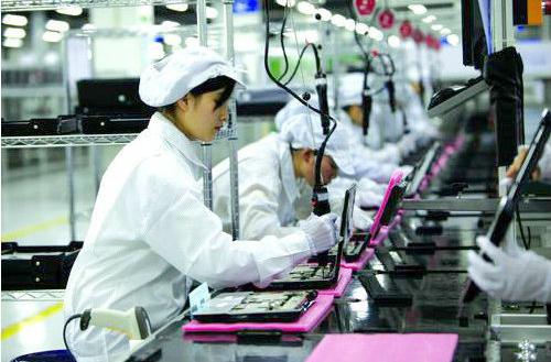 电子信息产业成为宁波第二大行业