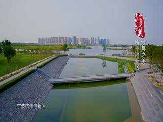【航拍】宁波杭州湾新区:未来远远大于想象