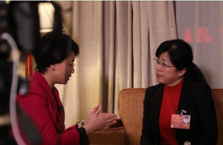 张咏梅亮相《浙江新闻联播》:提升职业教育水平 培养更多实用型人才