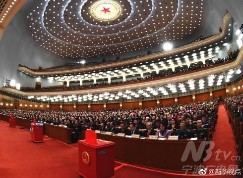 人民日报社论:为民族复兴提供有力宪法保障