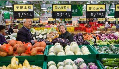 居民价格消费指数温和上涨 排名与北京并列