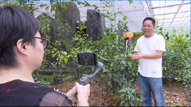韩东道:互联网思维下的新型农人,带领村民奔小康